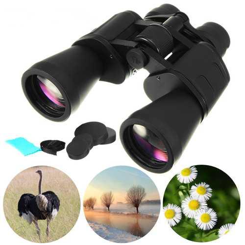 10-180X100 Waterproof Long Range Zoom Hunting Telescope Professional Binoculars High Definition