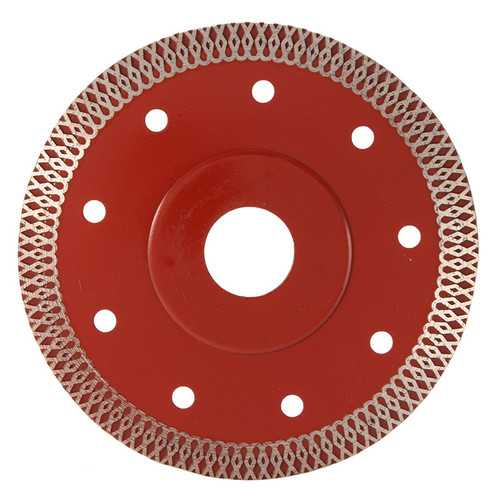 115mm Super Thin Diamond Saw Blade 1.5mm Thickness Cutting Disc for Ceramic Porcelain