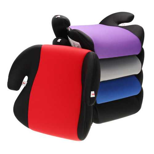 Anti-slip Portable Car Child Booster Seat Toddler Baby Safty Seat Fits 6-12 Years Old KidsTravel Pad