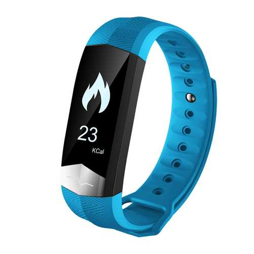 ECG Monitor Fitness Tracker Smart Watch