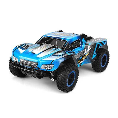 JD-2612B 1:16 2.4G Rear Wheel 2WD 4CH High Speed SUV RC Car Boys Gifts
