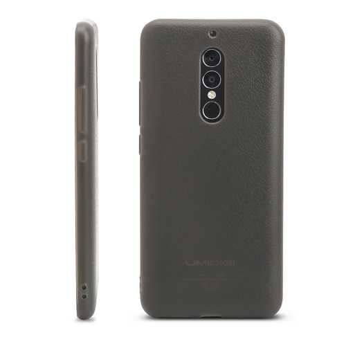 OCUBE Anti-fingerprint Soft TPU Back Cover For UMIDIGI S2 / UMIDIGI S2 Pro/UMIDIGI S2 Lite