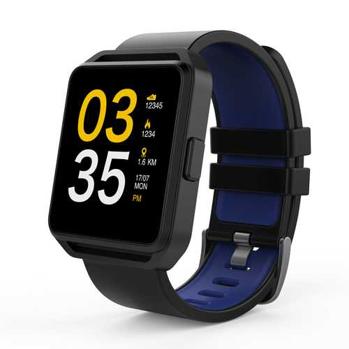 Bakeey DW019 1.54 inch TFT IPS LCD Pedometer Fitness Tracker Heart Rate Monitor Smart Wristband