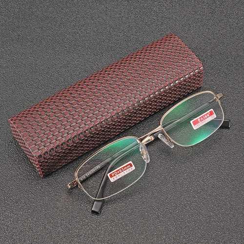BROADISON Anti Radiation Coated Film Presbyopic Reading Glasses