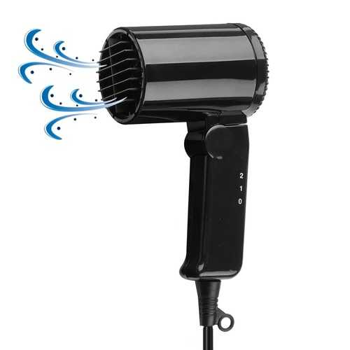 Portable Hot & Cold Car Hair Dryer Window Defroster