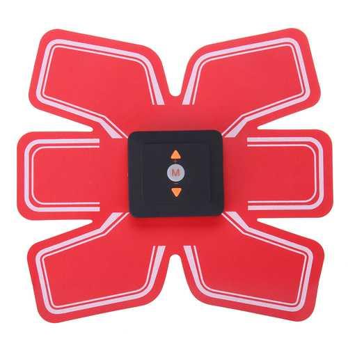 USB Charging Version Abdomen Sticker Fat Burning Stimulator Training Electrical Body Shape Trainer