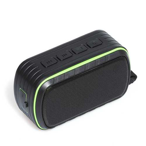 BT806 IPX7 5W Waterproof Dustproof Multi-functional Bluetooth 4.0 Speaker