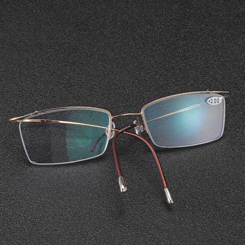 BRAODISON Presbyopic Reading Glasses HD Coated Resin Lens