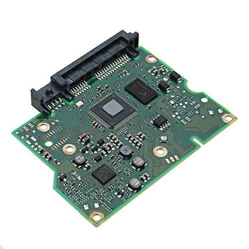 100687658 REV B/C PCB Circuit Board Logic Controller Board Hard Disk Driver H/D