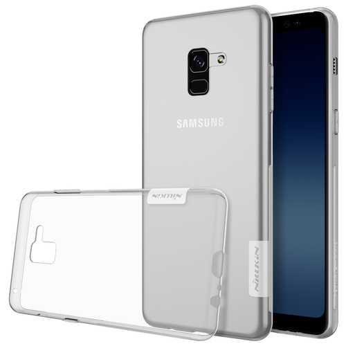NILLKIN Soft TPU Ultra Thin Shockproof Case for Samsung Galaxy A8 (2018)