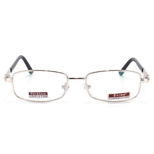 BRAODISON Presbyopic Resin Lens Reading Glasses