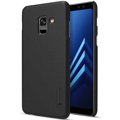 NILLKIN Frosted Hard PC Shockproof Case for Samsung Galaxy A8 (2018)