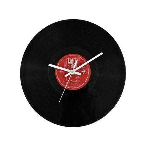 12'' 12 Inch Handmade Vinyl Record CD Wall Clock Classic Vintage Retro Modern Gift
