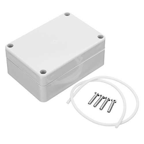 83 x 58 x 33mm DIY Plastic Waterproof Project Housing Electronic Junction Case Power Supply Box Instrument Case