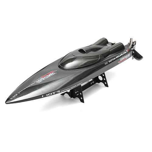 Feilun FT011 65CM 2.4G 50 km/h Water Cooled Brushless Motor RC Racing Boat