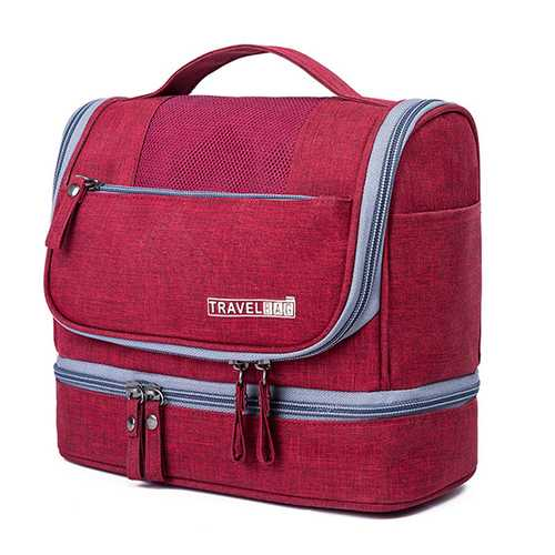 Men Women Travel Bags Wash Bag Cosmetic Bag Luggage
