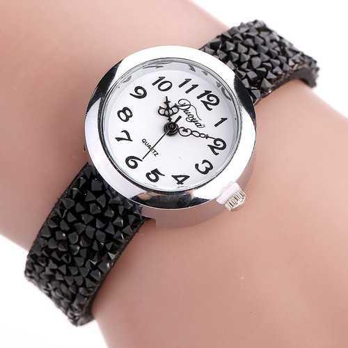 DUOYA DY005 Retro Style Ladies Bracelet Gift Quartz Watch