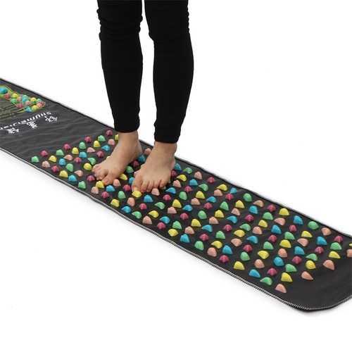 Acupressure Foot Massage Mat Reflexology Massager