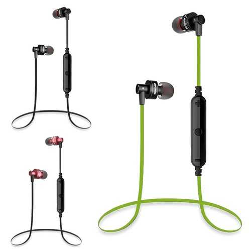 Awei A990BL Metal Wireless bluetooth Earphone Waterproof Sports Stereo Bass Headphone Earbuds
