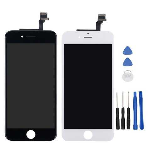 Bakeey Full Assembly LCD Display+Touch Screen Digitizer Replacement With Repair Tools For iPhone 6