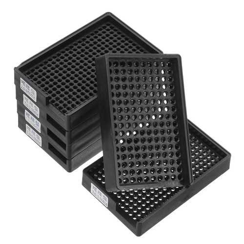 1.0-4.0mm Plastic Easy Storage Screw Setter Anti Static for DIY Model RC 14x9x2cm