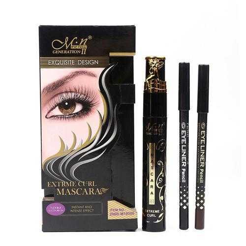 MENOW Mascara Volume Express Eyebrow Eyeliner Pen