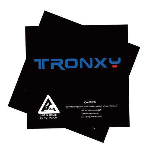 3Pcs TRONXY® 210*200mm Scrub Surface Hot Bed Sticker For 3D Printer