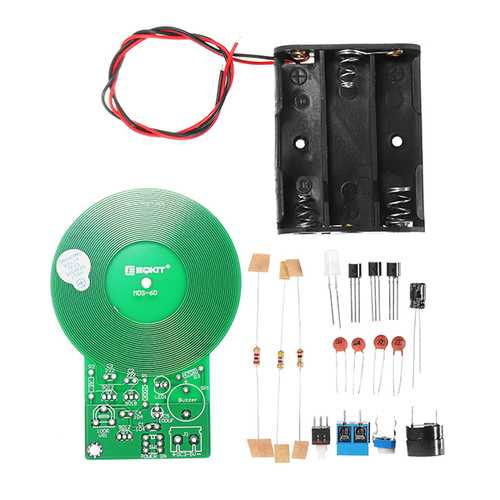 10Pcs DIY Metal Measure Kit Electronic DIY Soldering Exercise Board