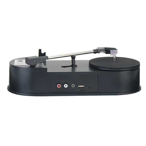 EZCAP 613 Mini Turntable Vinyl LP Record to MP3 USB Charge Converter SD Card Flash Drive Directly