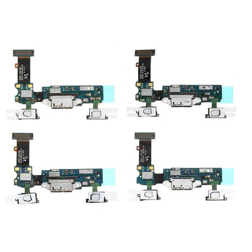 Charger Dock Charging Port Mic Flex Cable for Samsung Galaxy S5 G900A/T/V/P