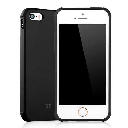 Anti-bumping Shockproof Phone Case Cover Camera Protection for iPhone 5S