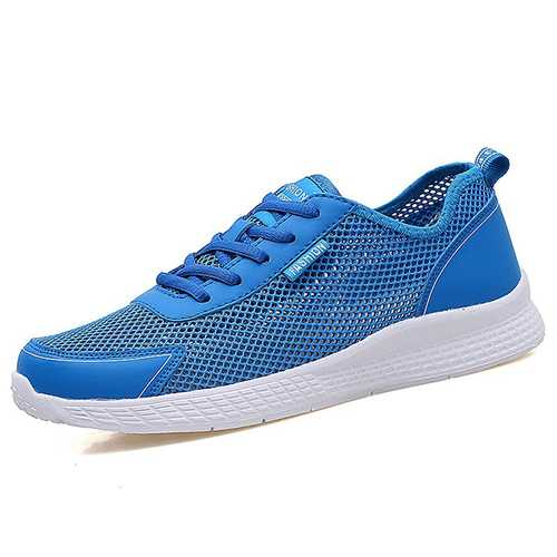 Banggood Shoes Men Breathable Hollow Outs Athletic Shoes