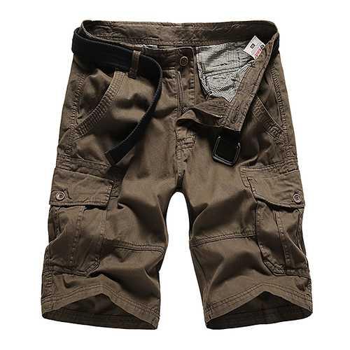 Men's Casual Multi-pocket Sports Shorts Pants