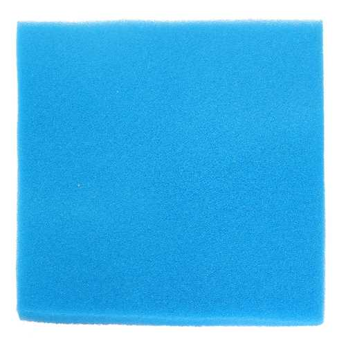 45x45x2cm Blue Biopro Aquarium Fish Tank Pond Sump Canister Filter Sponge Wool Pad