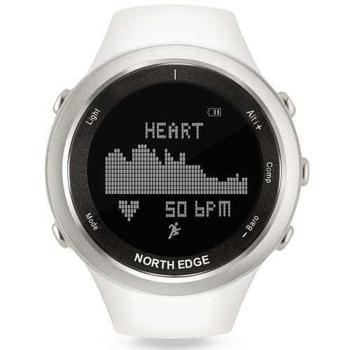 NORTH EDGE RANGE-W Compass Swimming Men Digital Watch