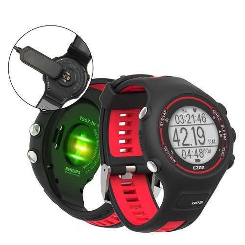 EZON T907 Optical Heart Rate Monitor Men Digital Wrist Watch
