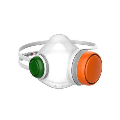 Woobi Play Children Anti-Pollution Mask Anti PM2.5 Safe Clean Breathing Face Mask From Xiaomi Youpin