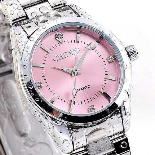 CHENXI 021B Rhinestone Fashionable Women Watches