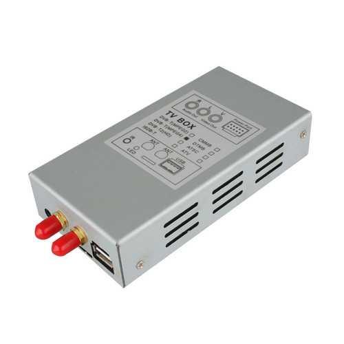 Ownice DTS004 External HD DVB-T MPEG4 Digital TV Box Dual Antenna For Ownice Car DVD Player