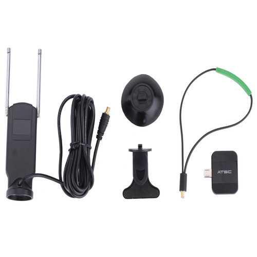 D204 Micro USB ATSC Digital H.264 TV Signal Receiver Tuner Stick