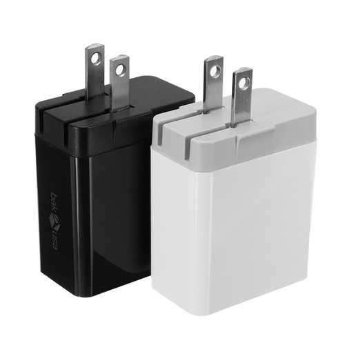 5V USB Type-C Wall Charger PD Charging Adapter US Plug For Macbook iPhone iPad Tablet