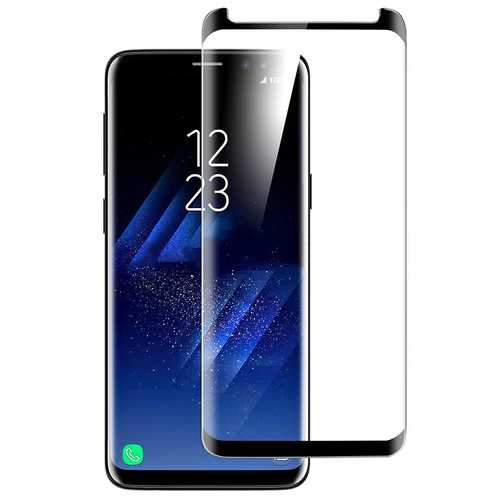 Bakeey 3D Curved Edge Case Friendly Tempered Glass Phone Screen Protector Film For Samsung Galaxy S9