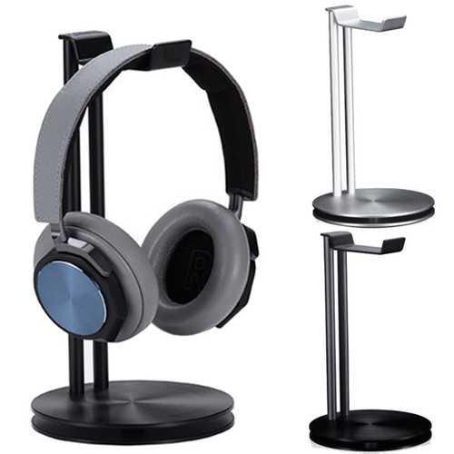 Universal Aluminum Alloy Lightweight Headphone Stand Headset Holder Earphone Stand Bar Mount