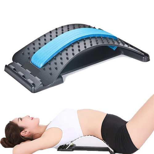 Spine Posture Corrector Lumbar Stretcher Back Pain Relieve