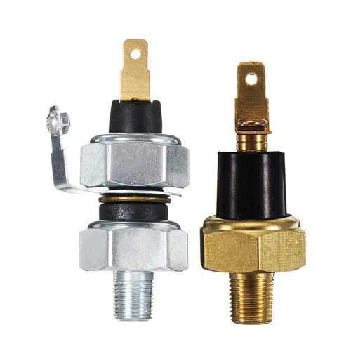 1Pin/2Pin 56/68m Sensor Switch For Diesel Generator Oil Pressure Sensor Switch
