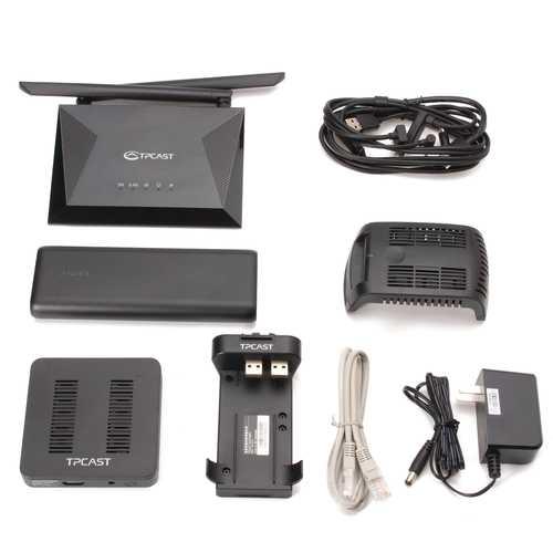TPCAST Wireless Adapter Upgrade Set Helmet virtual Wireless VR HMD For HTC Vive VR Glasses