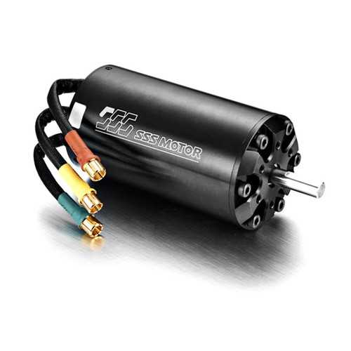 SSS 5694/1200KV Brushless Motor 6 Poles W/O Water CoolingFor RC Boat Parts Surfboard