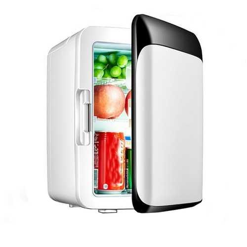 Car Refrigerator Mini Fridge Car Home Dual-use Small Household Refrigeration Dormitory Mini Freezer