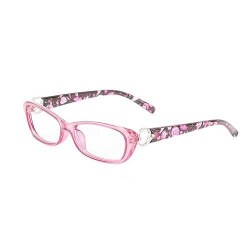 Women Anti-fatigue Resin Lens Lightweight Reading Glasses