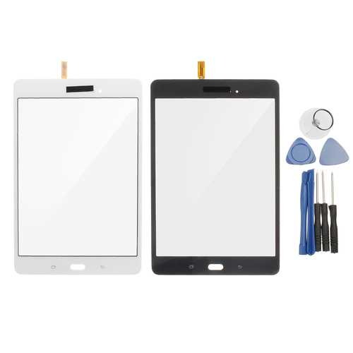 Touch Display Screen Digitizer Glass Panel +Tools for Samsung Galaxy Tab A 8.0'' SM-T350